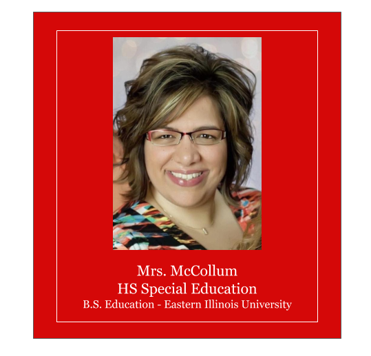 Meet Mrs. McCollum
